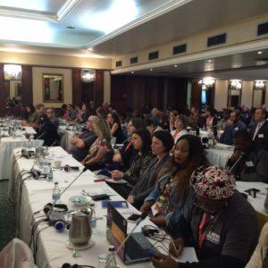 Pre-conferencia sobre criminalización del VIH.