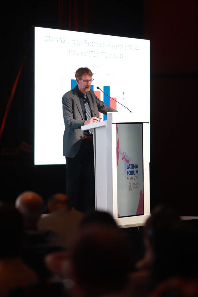 Latina Forum en VIH 2019.