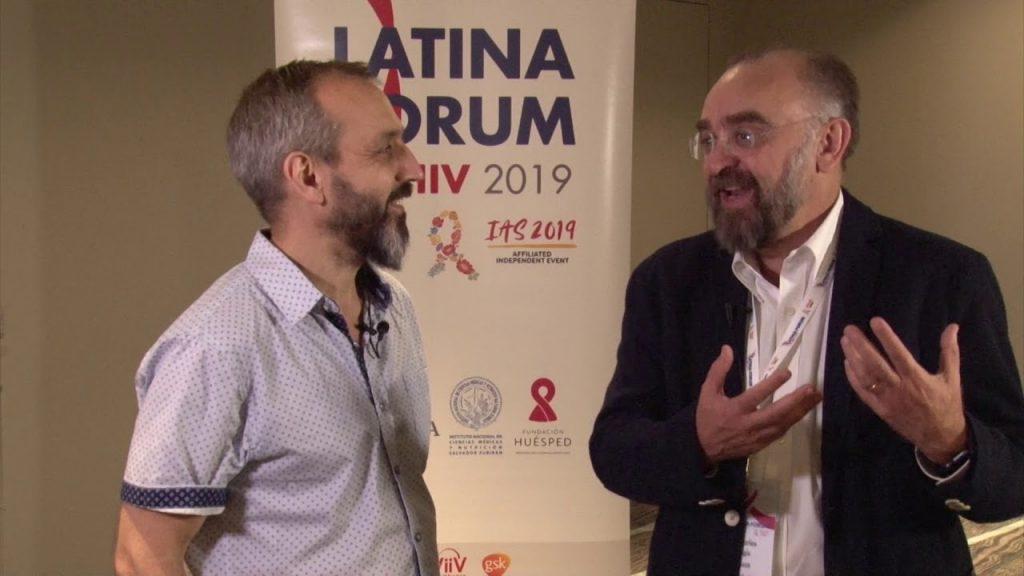 Latina Forum en VIH 2019. IAS 2019.