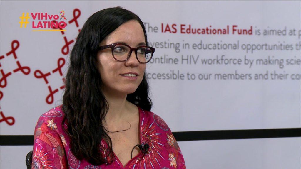 IAS 2019. VIHvo Latino.