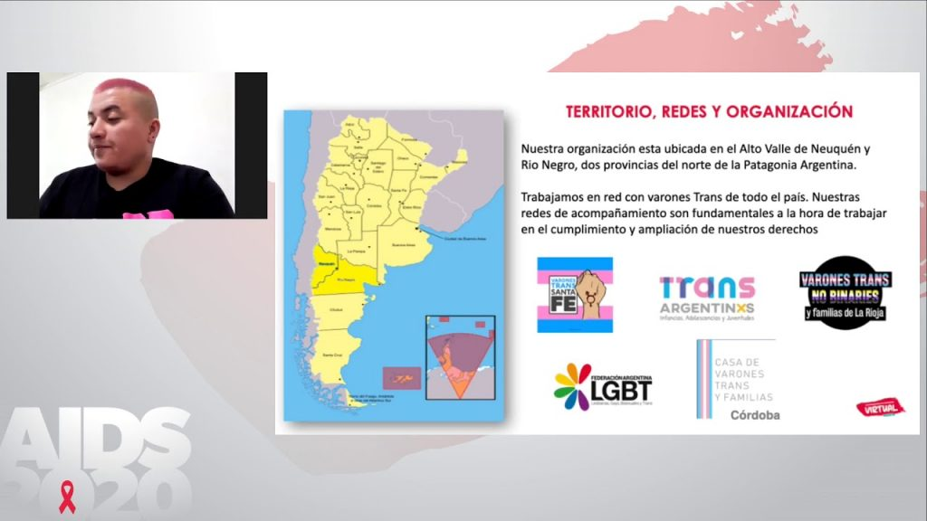 Homens Trans, uma população esquecida - Benjamín Génova