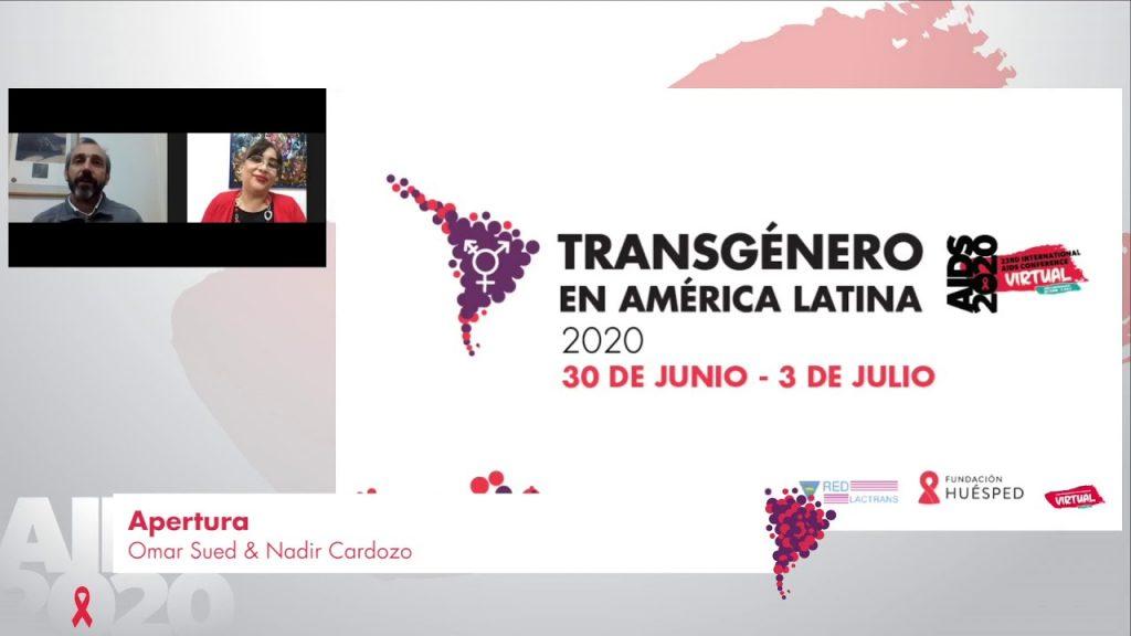Sesión apertura Trangénero en América Latina 2020