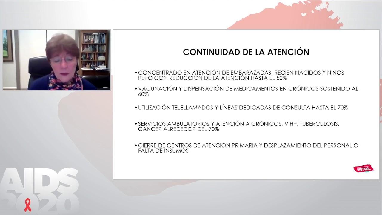 Introducción + Sesión apertura - Latina Forum en HIV 2020