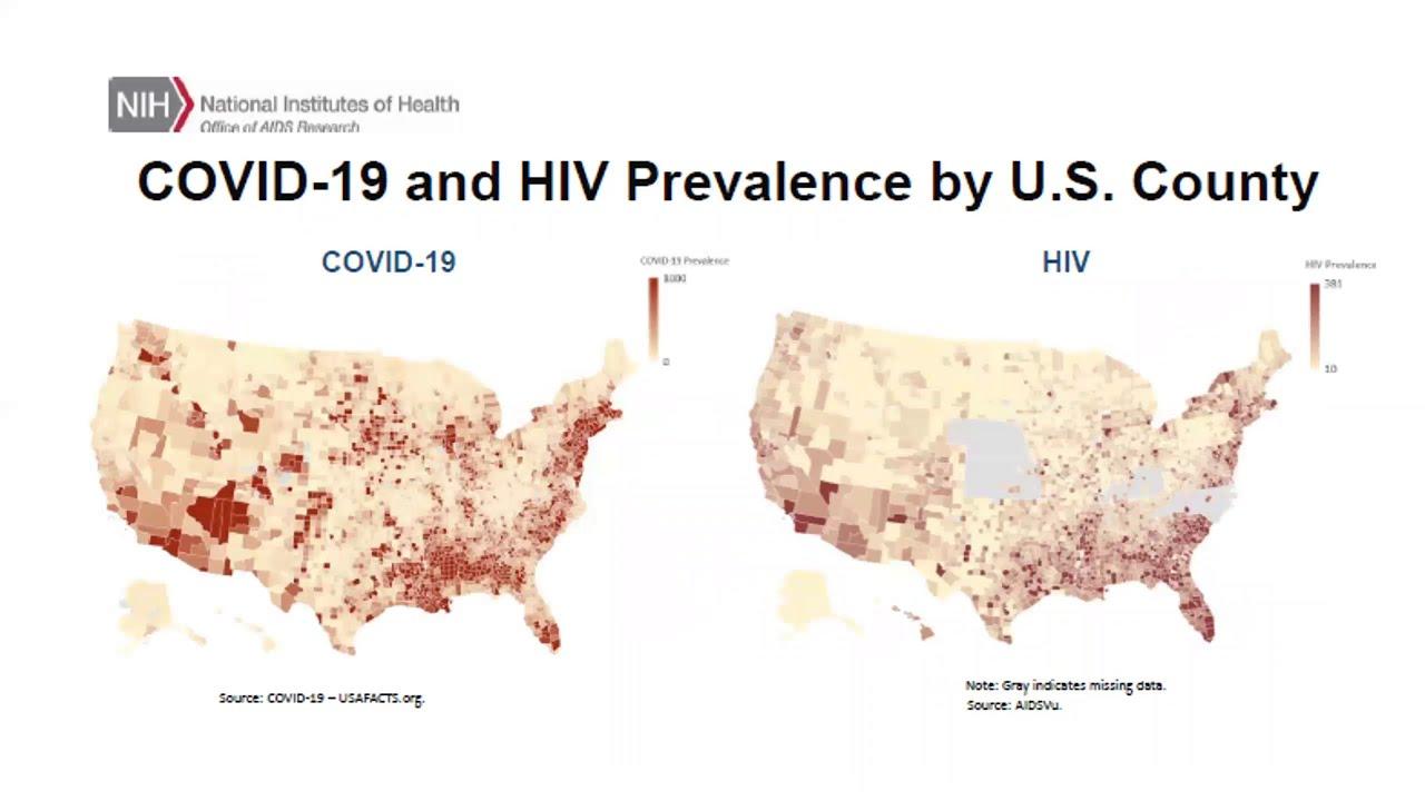 Impacto del Coronavirus en el continuum de atención de personas que viven con VIH - Carlos del Río