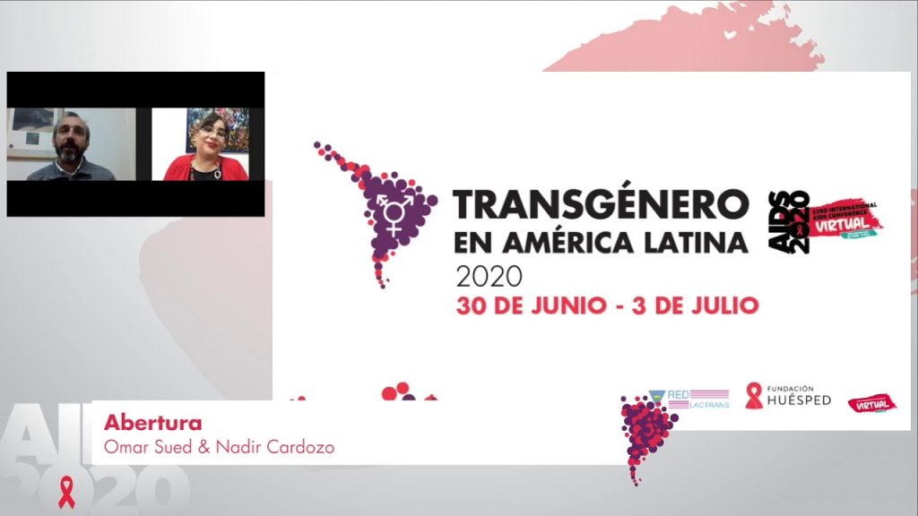 Opening Session - Transgender in Latin America 2020